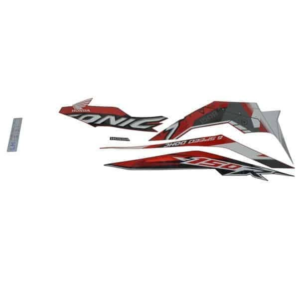Foto Produk Stripe Set L Red – Sonic 150R (K56) (871X0K56NA0ZBL) dari Honda Cengkareng