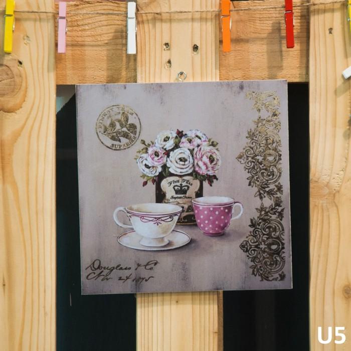 harga Walldecor vintage teacup shabbychic u5 Tokopedia.com