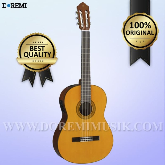 harga Yamaha cgx102 acoustic-electric classical guitar/cgx 102/cgx-102 Tokopedia.com