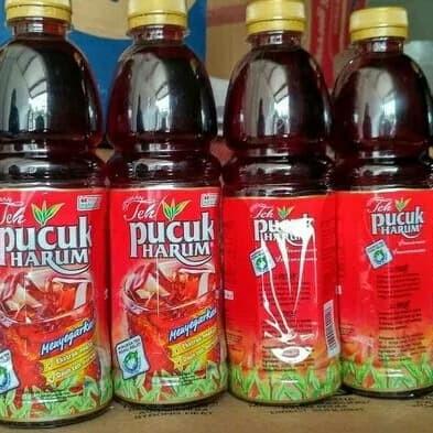 Teh Pucuk Harus 350ml 24 Botol