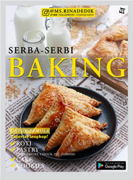 harga Serba - serbi baking - ms.rinadedik - kawan pustaka Tokopedia.com