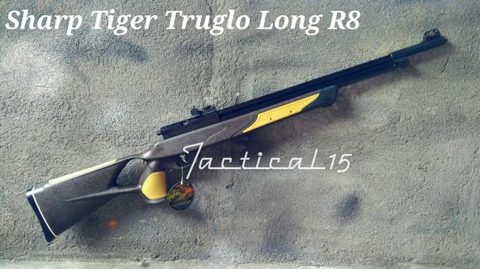 harga Sharp tiger truglo long r8 - original sharp surabaya Tokopedia.com