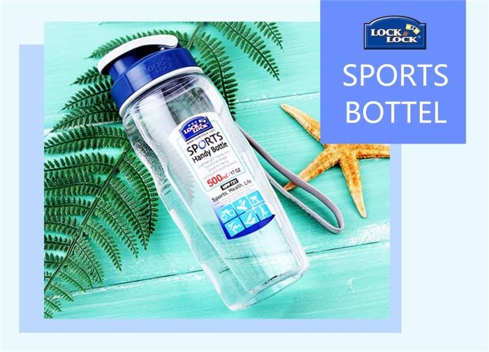 Lock n lock sports handy bottle 500ml