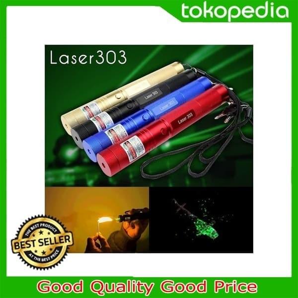 Diskon Green Laser Pointer 303 Terlaris