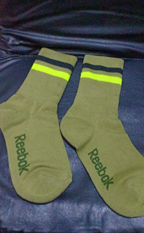 Kaos kaki reebok asli / kaos kaki olahraga 04