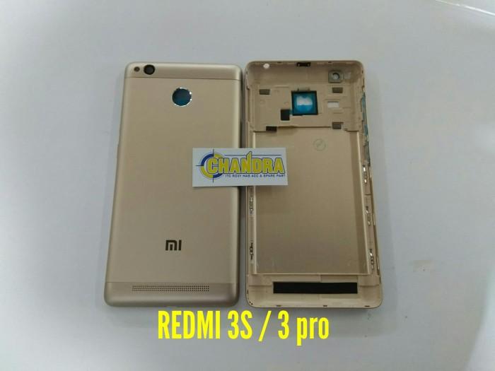 Foto Produk Back casing Backdoor Housing xiaomi redmi 3s 3 pro dari Chandra Anita Store