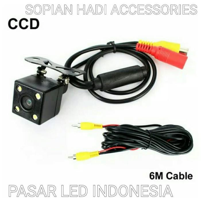 harga Kamera mundur / rear camera kotak + led lensa ccd crystal Tokopedia.com