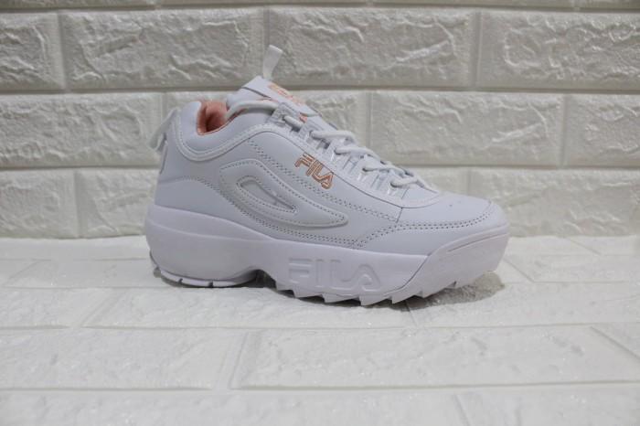 Jual Sepatu Wanita Fila Disruptor II 2 Sepatu Korea Murah Premium ... 998521575b
