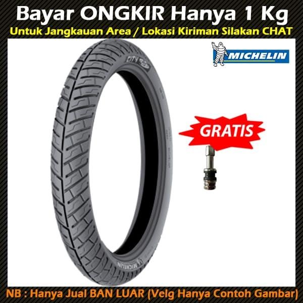 Jual Michelin City Grip Pro Ukuran 70 90 17 Ban Motor Tubeless