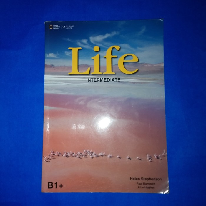 Buku Life Intermediate Free CD