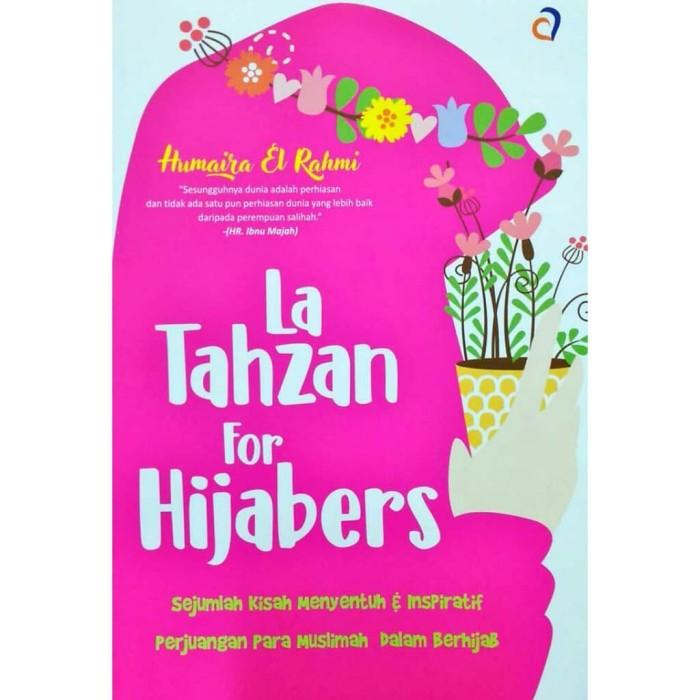 Jual La Tahzan For Hijabers Kota Magelang Tk Buku Jendela