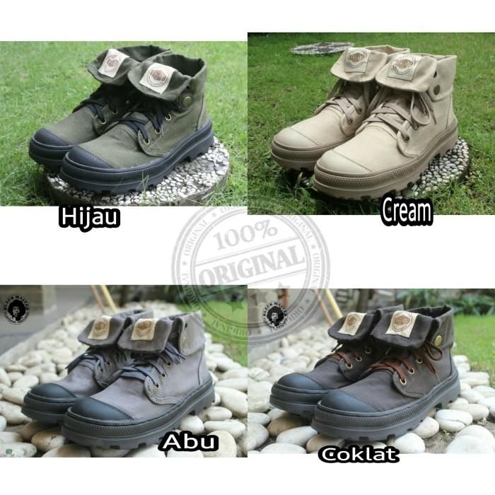Jual sepatu pria boots palladium - utunsport  0ccc604720