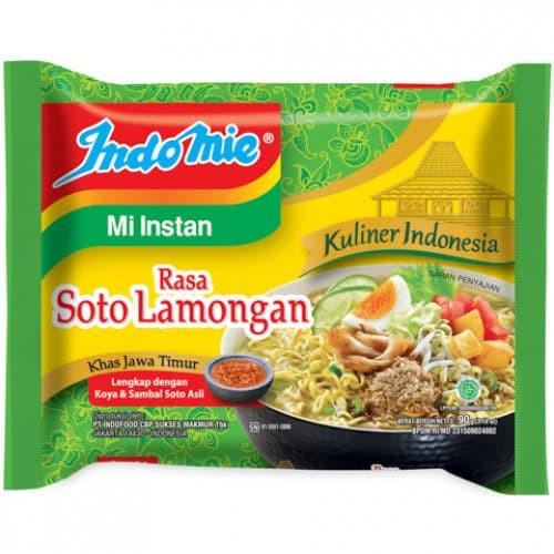 harga Indomie soto lamongan isi 40 pcs Tokopedia.com