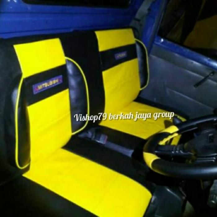Foto Produk sarung jok bungkus jok mitsubishi L300 pickup dari V-SHOP79 JAYA BERKAH