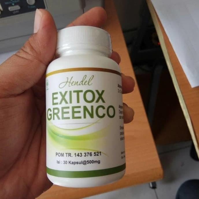Jual Obat Diet Pelangsing Tubuh Penurun Berat Badan Exitox Green Coffee Harga Rp 90.000