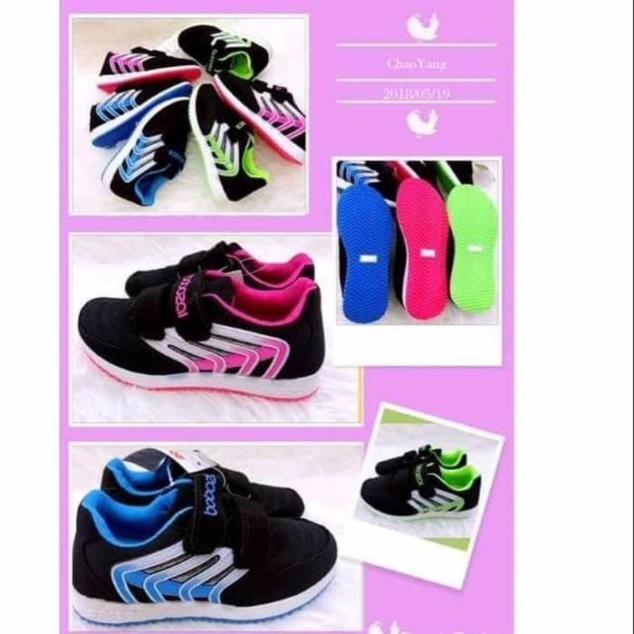 Jual Sepatu Sekolah Olahraga Cowok Cewek Bobozai 701 Original b9cea674ed