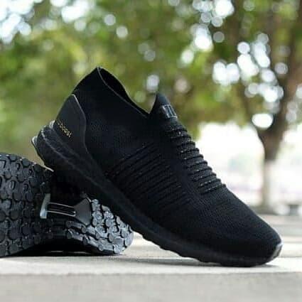 Jual Sepatu Sneakers Premium Adidas Ultra Boost Laceless Size 40