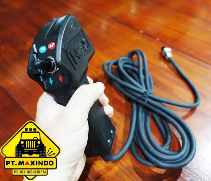 harga T-max wired remote control (remote kabel) untuk t-max winch Tokopedia.com