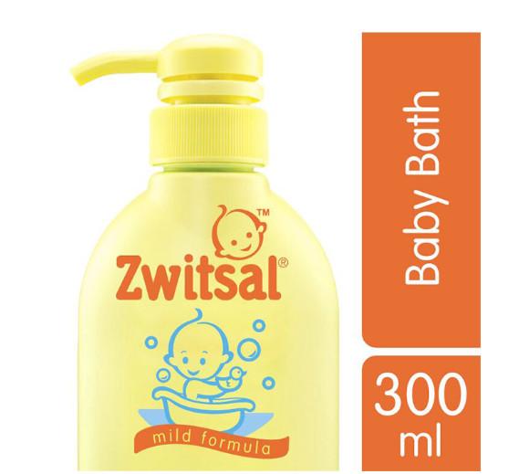 harga Zwitsal baby bath classic 300ml 300 ml sabun cair bayi 300-ml pump Tokopedia.com