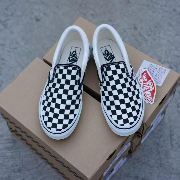 Get - jual vans checkerboard - OFF 64