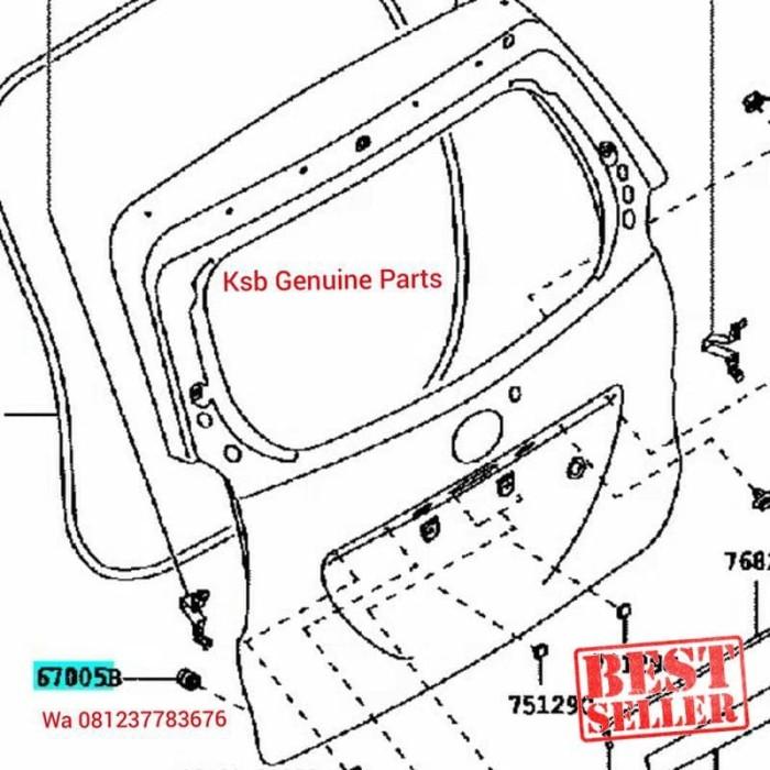 Wiring Diagram Toyota Kijang Kapsul