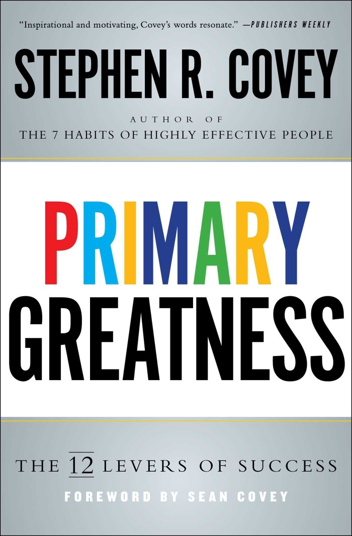 harga Primary greatness . stephen r. covey  - bbw big bad wolf bsd Tokopedia.com