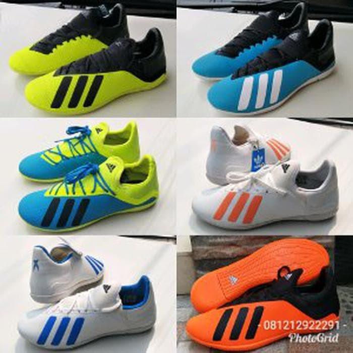 Jual Sepatu Bola Futsal Adidas X Techfit Komponen Terbaru Te Limited a66c46268a