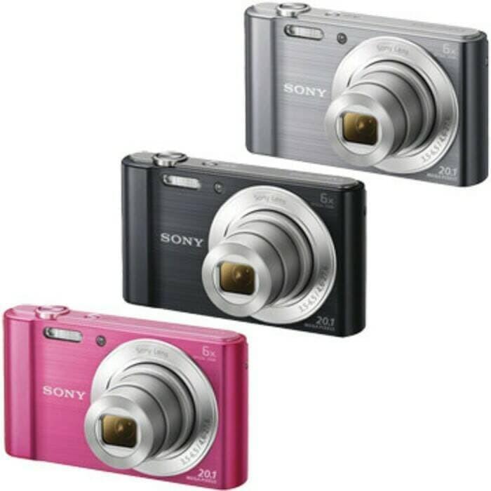 Kamera sony dsc-w810