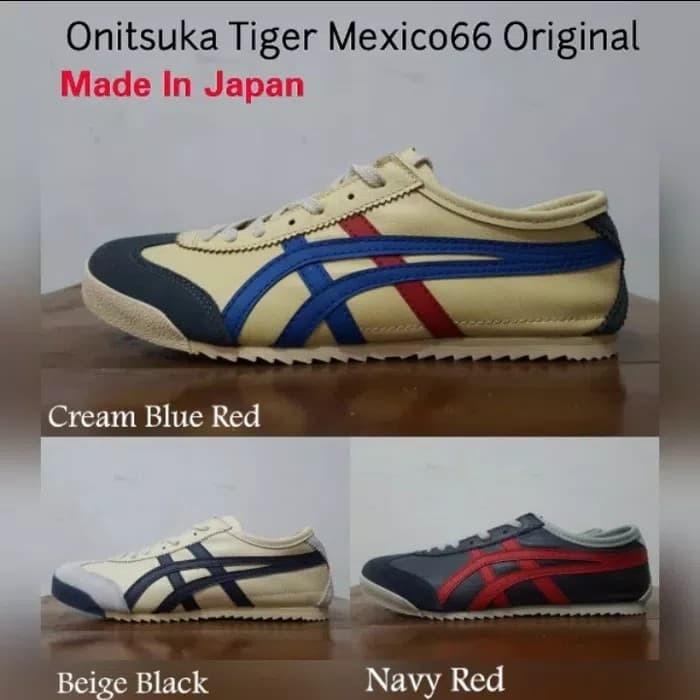 Review Sepatu Asics Onitsuka Tiger Mexico 66 Jepang Di Jakarta ... 8a21dfd466