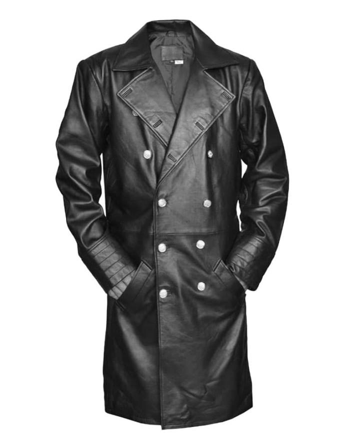 40 Model Jaket Kulit Jubah Gratis