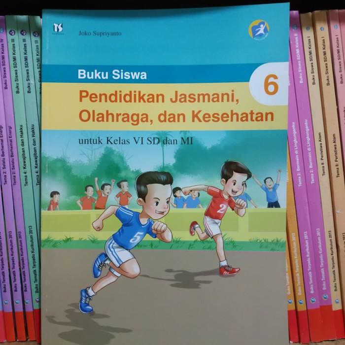 Kunci Jawaban Buku Paket Penjaskes Kelas 8 Kurikulum 2013 ...