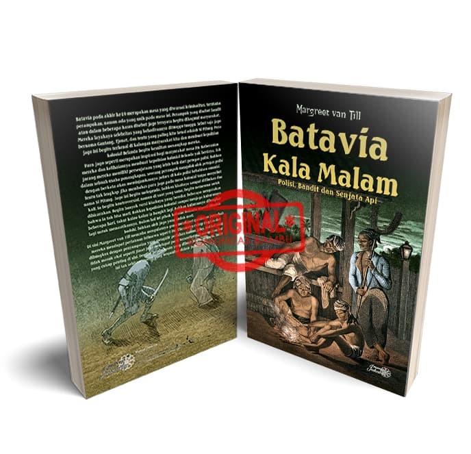 Foto Produk Batavia Kala Malam dari Official Buku Kobam