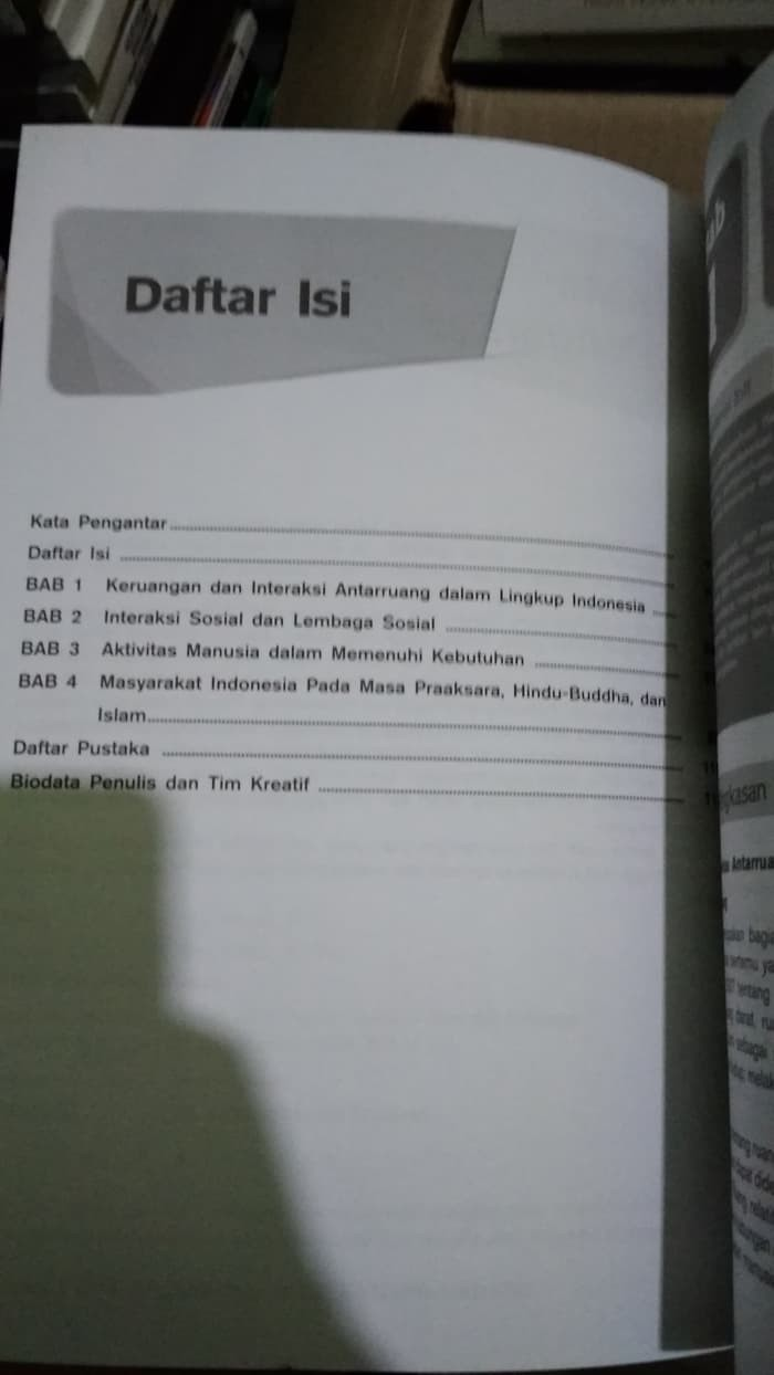 Jual Buku SMP Kelas 1 BEST SELLER MANDIRI IPS TERPADU 1 SMP MTs KELAS VII Jakarta Barat Sentral Buku