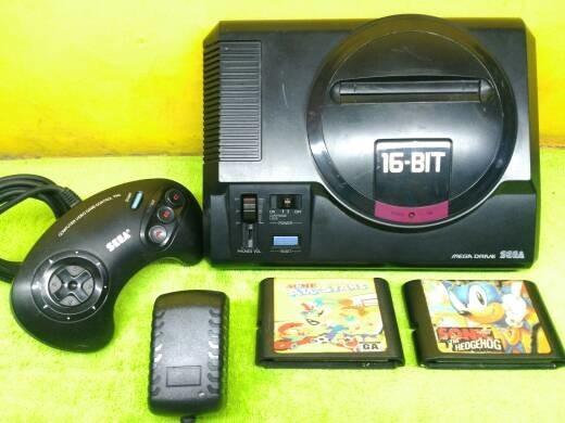 Info Premium Sega Mega Drive Travelbon.com