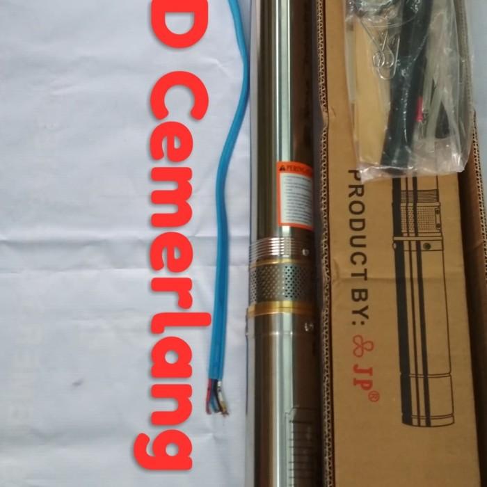 Satelit submersible york 3/4 hp 3inch shimizu sanyo wasser dab sanei