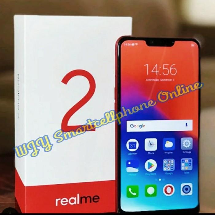 Jual Oppo Realme 2 Ram 3 32 Gb Garansi Resmi Black Kota Surabaya