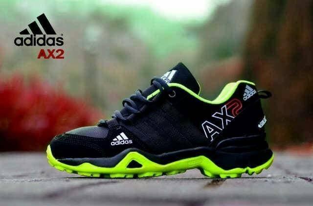 Sepatu Adidas Ax2 Hitam 7