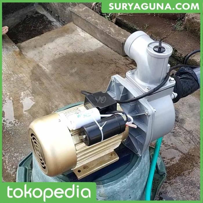 Pompa Air Modifikasi Jet 2000 Untuk Kolam Ikan