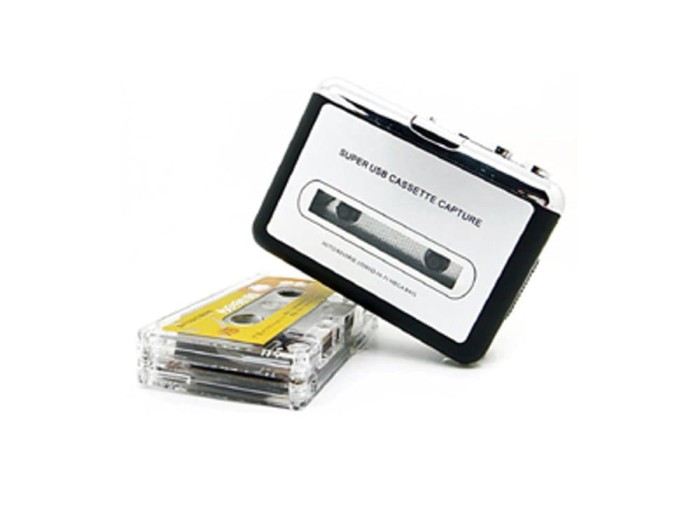Foto Produk EZCAP 218 USB Cassette Capture dari Okegadgets