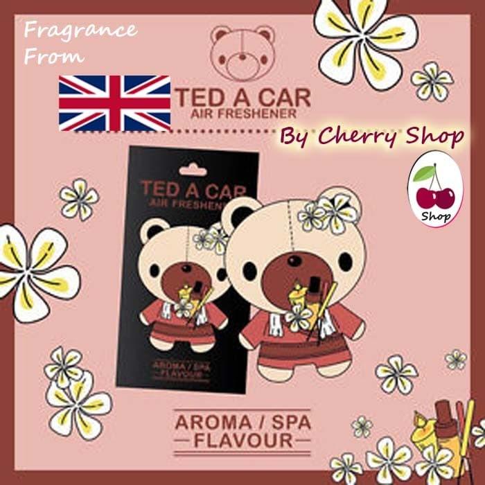 Jual Pengharum Pewangi Ruangan Parfum Mobil Ted A Car Best Aroma Spa