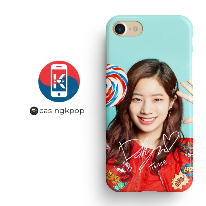harga Casing handphone kpop twice japan 2nd single candy pop dahyun Tokopedia.com
