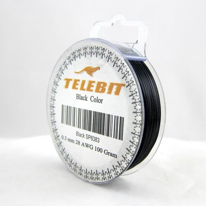 harga Kawat tembaga hitam wire 03mm black color bahan kerajinan kawat Tokopedia.com