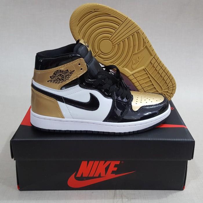 41dd6f6ba85 Jual Sepatu Air Jordan 1 Gold Toe