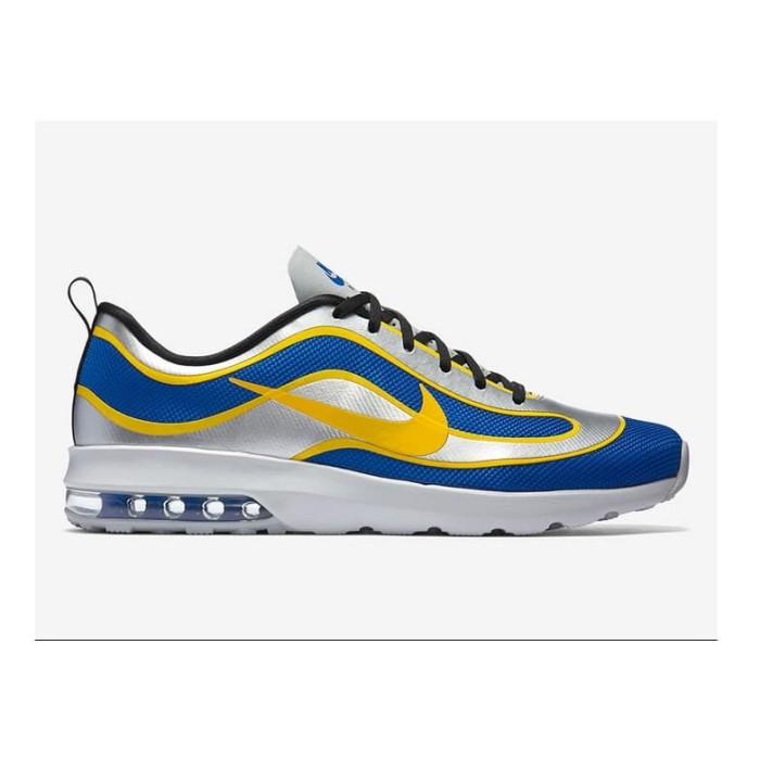 Jual Sepatu Lari Original Nike Air Max Mercurial 98 QS Blue 850649470 Kab. Banyumas sepatuoriginale   Tokopedia