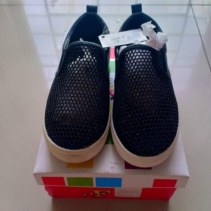 harga Sepatu anak hitam fladeo kida sale Tokopedia.com