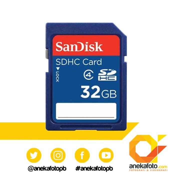 harga Sandisk sdhc 32 gb Tokopedia.com