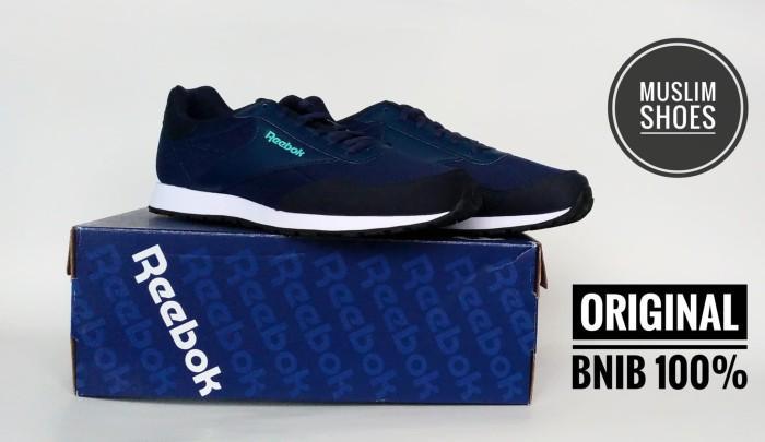 Jual Sepatu Lari Running REEBOK ROYAL DIMENSION ORIGINAL Navy ... a010d1ea62