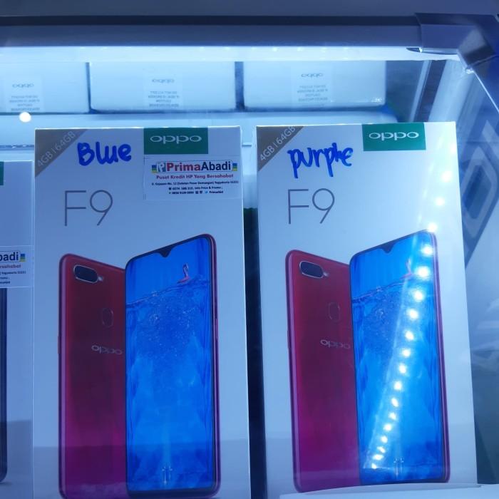 Jual Oppo F9 Ram 4gb Purple Prima Abadi Jogja Tokopedia
