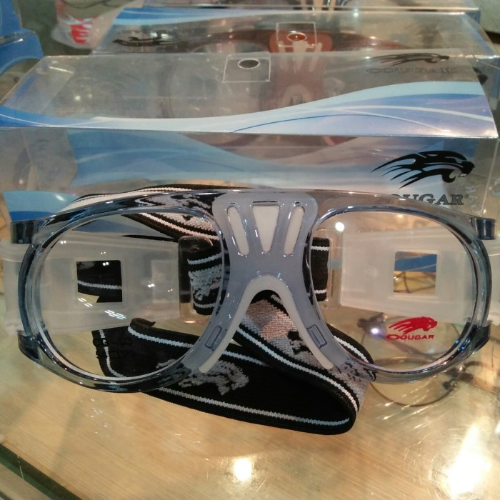 harga Kacamata olahraga basket minus cougar (harga termasuk lensa minus) Tokopedia.com
