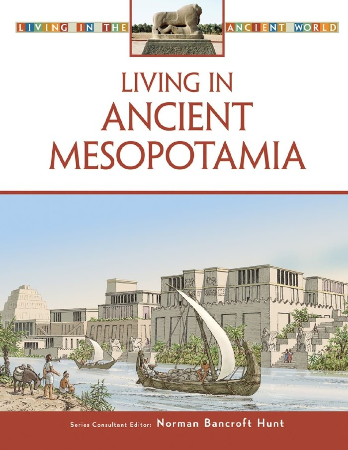 Jual Living In Ancient Mesopotamia Kehidupan Di Mesopotamia Kuno
